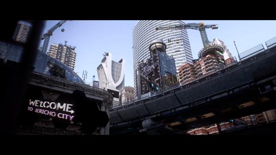 Une ville accueillante - Millenium