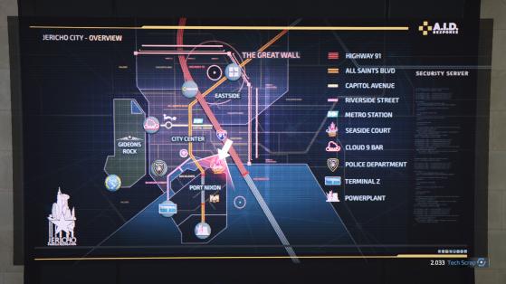 Il faudra se contenter de cette carte - Millenium