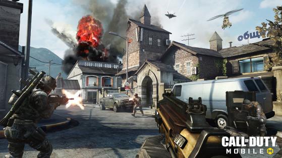 Call of Duty Mobile : Guide des cartes en mode multijoueur