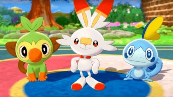 Pokemon Epee et Bouclier : pas de CS, capsule secrète, multi exp