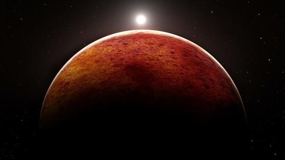 Star Citizen : La tragédie de Mars