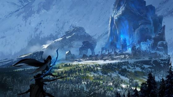 LoR : la faction Freljord de Legends of Runeterra