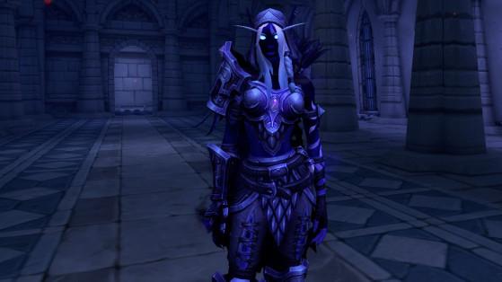 Alleria Coursevent - World of Warcraft