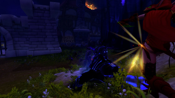 Suzerain Mathias Shaw - World of Warcraft