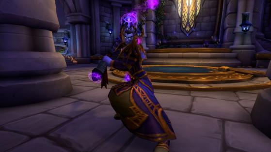 Le Magistère Umbric - World of Warcraft