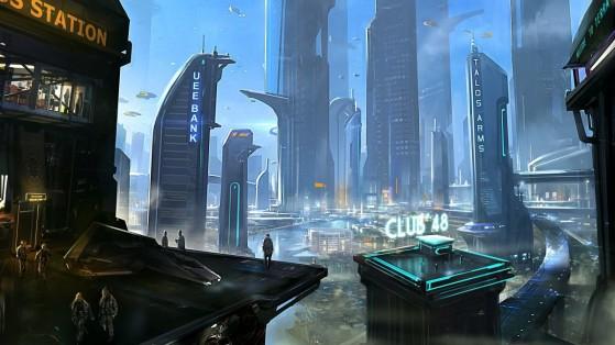 Star Citizen : Terra