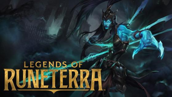 LoR - Legends of Runeterra : Kalista, champion faction Îles obscures