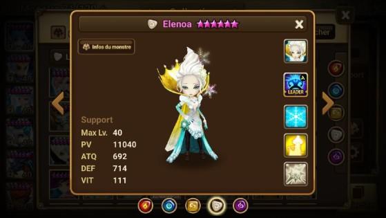 Elenoa - Summoners War