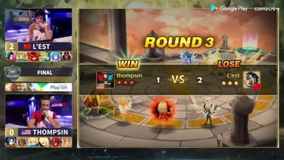 la team parfaite du tournoi? - Summoners War