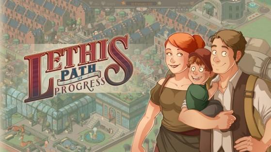 Test Lethis - Path of Progress