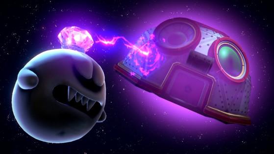 Soluce Luigi's Mansion 3, boss de fin : Roi Boo