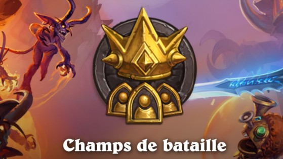 Hearthstone Battlegrounds : liste des serviteurs