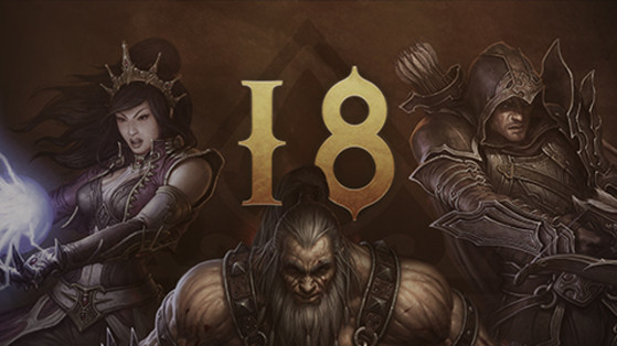 Diablo 3 : Fin de la Saison 18, date de fin s18