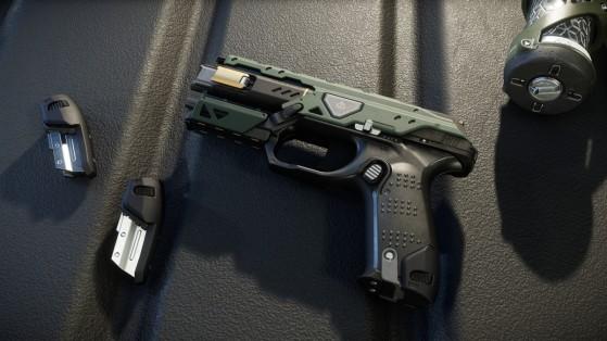 Star Citizen : Armes FPS : Arclight II