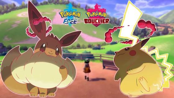 Pokemon Epee, Pokemon Bouclier : comment récupérer les Pikachu et Evoli spéciaux, gigamax