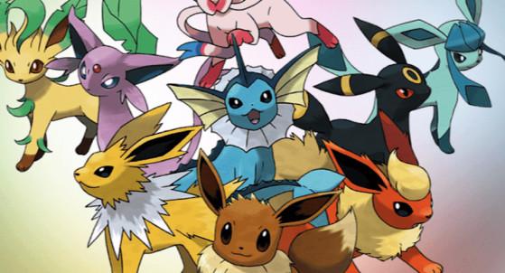 Pokemon Epee, Bouclier : Faire évoluer Evoli et avoir toutes ses évolutions