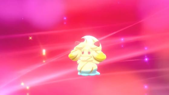 Pokemon Epee, Bouclier : comment faire évoluer Charmilly en arc-en-ciel