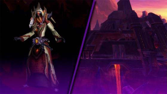 WoW : Sombre inquisitrice Xanesh, Boss Ny'alotha, la cité en éveil, Guide