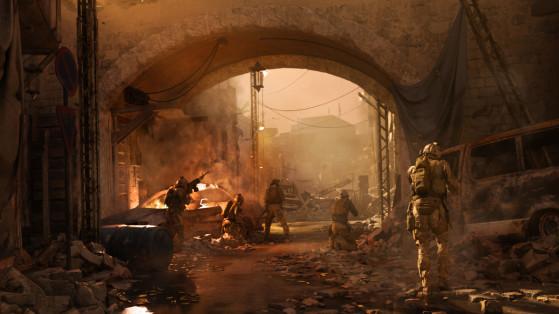 Call of Duty Modern Warfare : Guide du mode multijoueur Renfort, saison 1