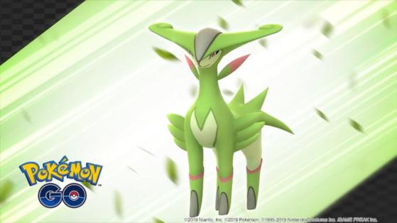Pokemon GO : Comment battre Viridium en Raid