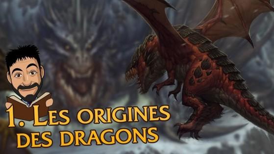 Histoires sans faim : Les origines des Dragons par Sam Vostok