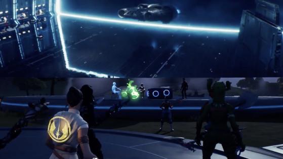 Fortnite x Star Wars : revivez l'événement de Risky Reels