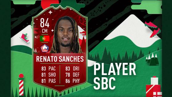 FIFA 20 : Renato Sanches FUTMAS, solution du DCE