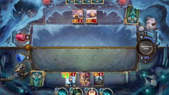 LoR - Legends of Runeterra : nouveau board et avatars à venir