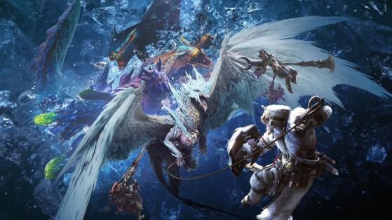 Monster Hunter World vendu à 15 millions d'exemplaires, 4 millions pour Iceborne
