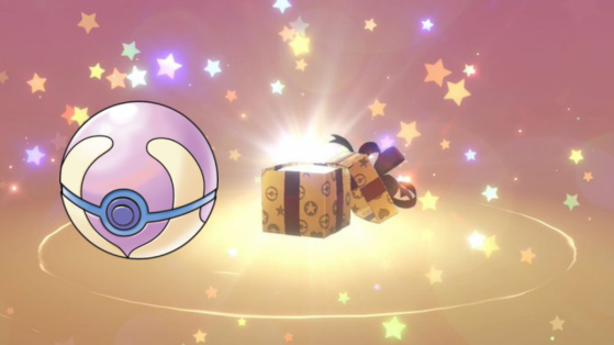 Pokemon Epee et Bouclier : code gratuit pour obtenir 10 Soin Ball