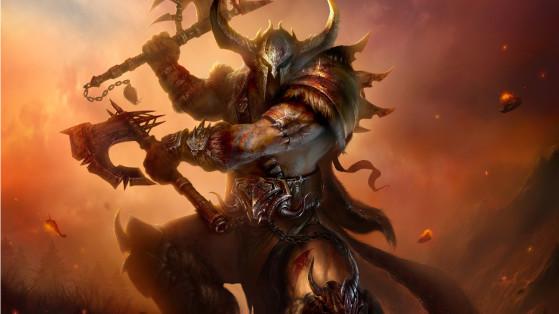 Diablo 3 : Build Barbare Horde des quatre-vingt-dix sauvages Frénésie, set, guide