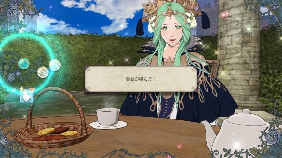 FE3H : Prendre le thé avec Rhea, patch
