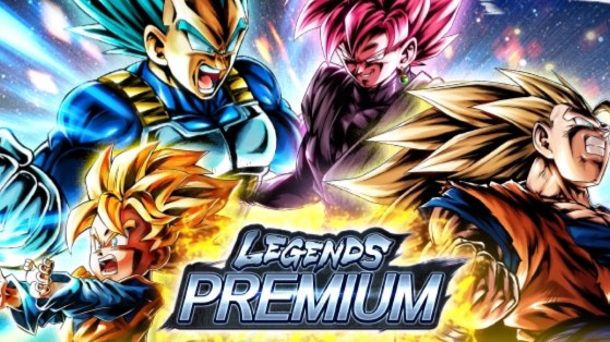 Les Legendary Finish entrent en scène - Dragon Ball Legends