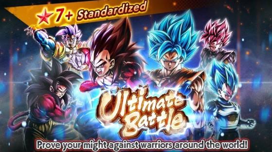 Nouveau mode PVP - Dragon Ball Legends