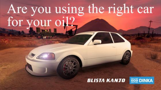 GTA 5 Online : Blista Kanjo, nouvelle voiture, Progen PR4 Formule 1, promo de la semaine