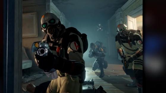 Half-Life Alyx : configuration minimale
