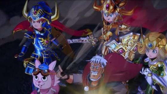 Dragon Quest Of The Stars : guide du débutant, comment bien commencer