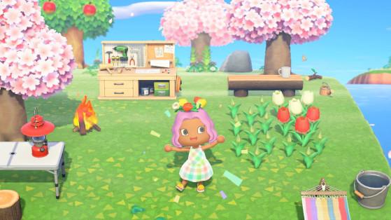 Animal Crossing New Horizons : la liste des mimiques et comment les obtenir