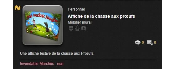 Affiche de La Chasse aux Prœufs - Final Fantasy XIV