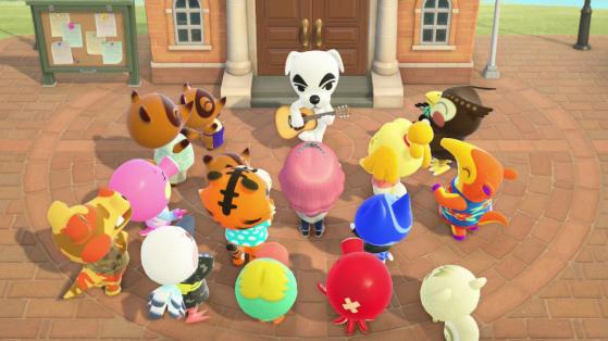 Animal Crossing New Horizons : Comment débloquer Kéké Laglisse ?