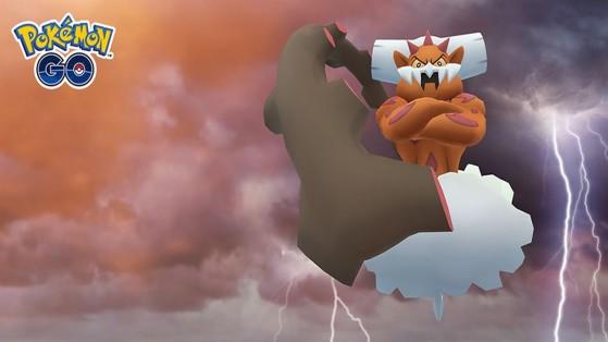 Démétéros Pokémon GO : comment le battre en raid et le prendre en photo