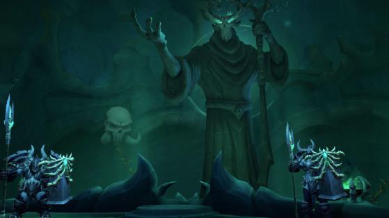 WoW : Congrégation des Nécro-seigneurs, Shadowlands