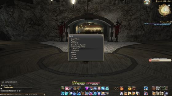 Comment changer votre ATH dans FFXIV - Final Fantasy XIV