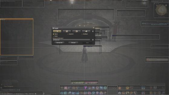 Configurer l'ATH FFXIV - Final Fantasy XIV