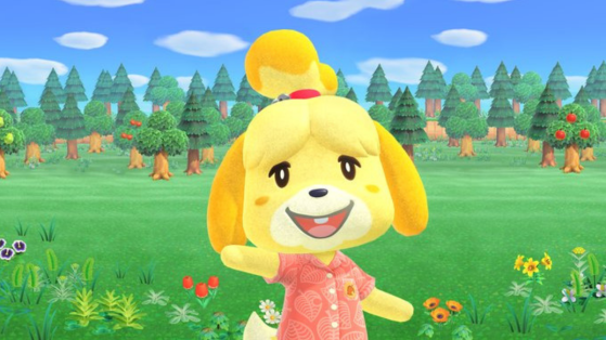 Animal Crossing New Horizons mise à jour : patch note 1.2.1