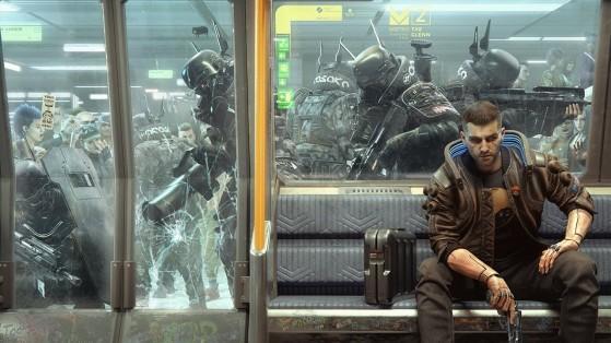 Arasaka Troops - Cyberpunk 2077