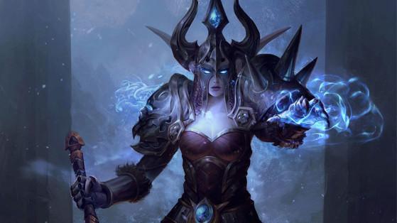 WoW Shadowlands : Bonus légendaires du Chevalier de la mort, objets légendaires