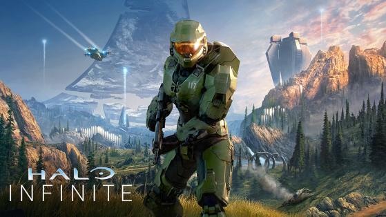 Halo Infinite : Le visuel de la jaquette dévoilé avant le Xbox Games Showcase