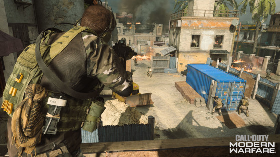 Modern Warfare Warzone : heure et taille de la mise à jour saison 5 sur PC, Xbox One et PS4