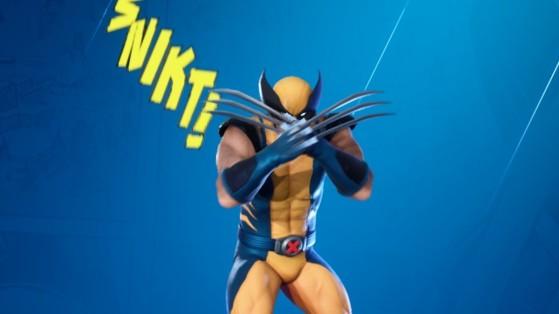 Fortnite saison 4 : défis Wolverine, guides et récompenses